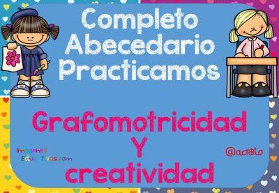 Cuadernillo de Grafomotricidad y creatividad (1)