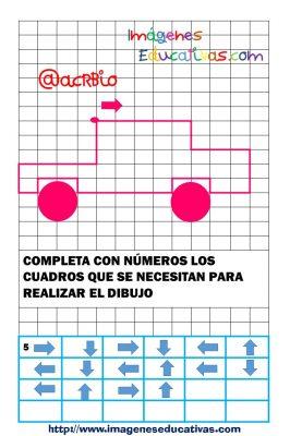 Dibujos en cuadricula  (3)