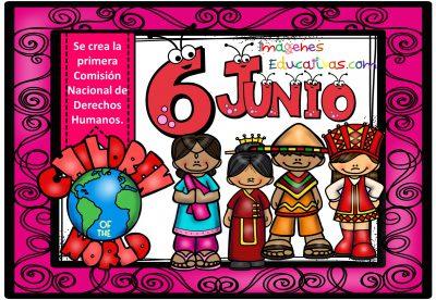 EFEMÉRIDES MES de JUNIO (4)