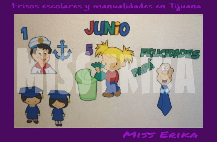 Periódico Mural Mes De Junio 4 Imagenes Educativas