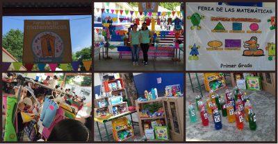 Feria matemáticas PORTADA