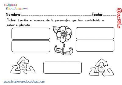 Fichas día del Medio Ambiente (14)