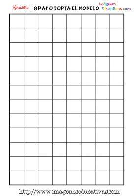 Grafomotricidad en pauta de cuadritos (10)