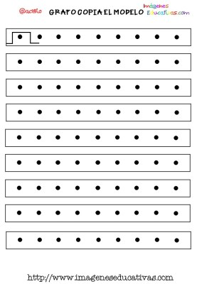 Grafomotricidad en pauta de cuadritos (5)