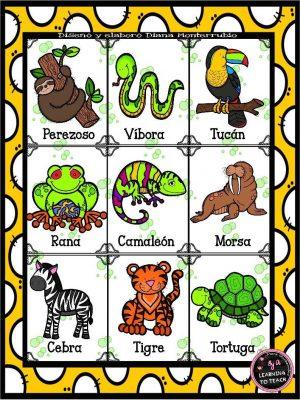 LOTERÍA DE ANIMALES  (26)