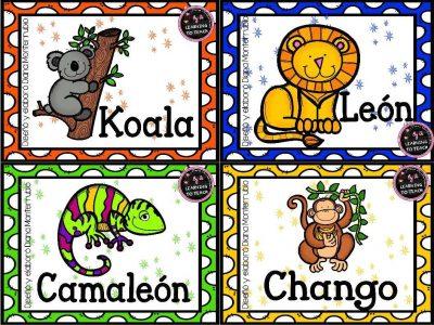 LOTERÍA DE ANIMALES  (6)