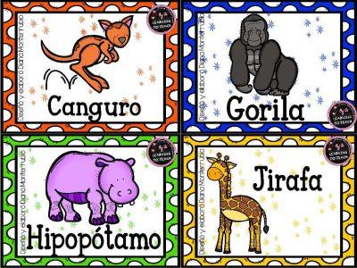 LOTERÍA DE ANIMALES  (7)