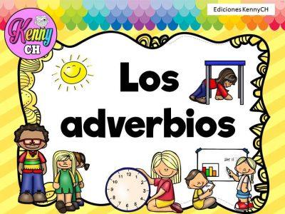 Los adaverbios (1)