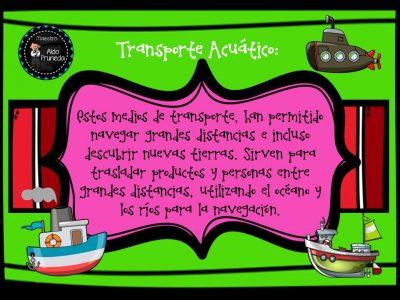MEDIOS DE TRANSPORTE (3)