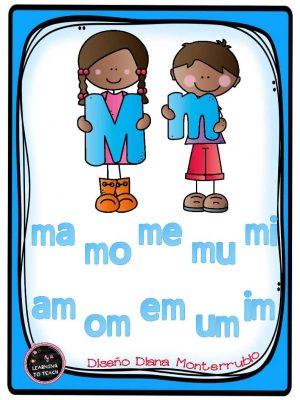 Repasamos las sílabas (11)
