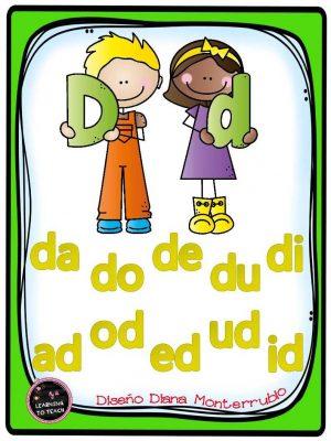 Repasamos las sílabas (4)