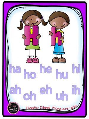 Repasamos las sílabas (7)