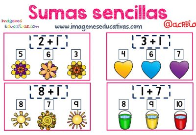 sumas sencillas sin llevada (2)