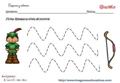 Grafomotricidad ficha inicial (11)