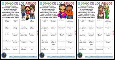Nuevas actividades para el primer d a de clase for Actividades para el primer dia de clases en el jardin