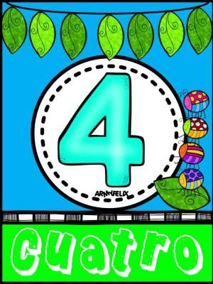 Carteles Números 1 al 10 (4)