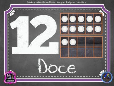 Carteles para trabajar los Números (13)
