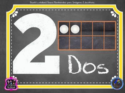 Carteles para trabajar los Números (3)