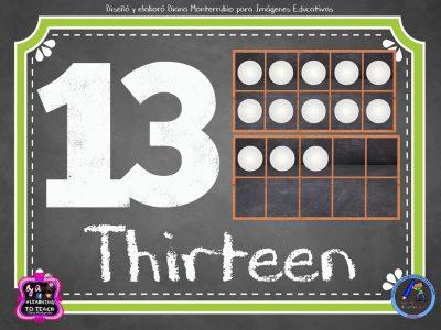 Carteles para trabajar los Números (34)