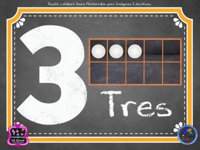 Carteles para trabajar los Números (4)
