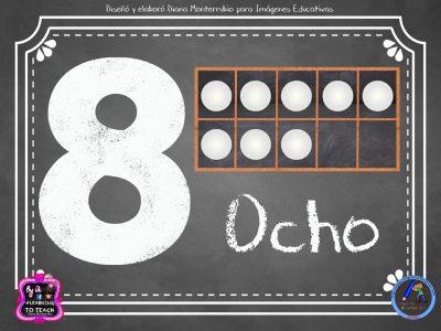 Carteles para trabajar los Números (9)