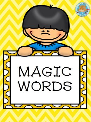 Magic Words (1)