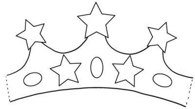 Moldes y plantillas coronas de cumpleaños (7)