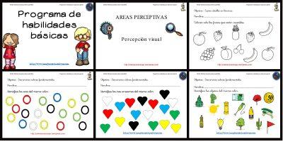 Programa de habilidades básicas PORTADA