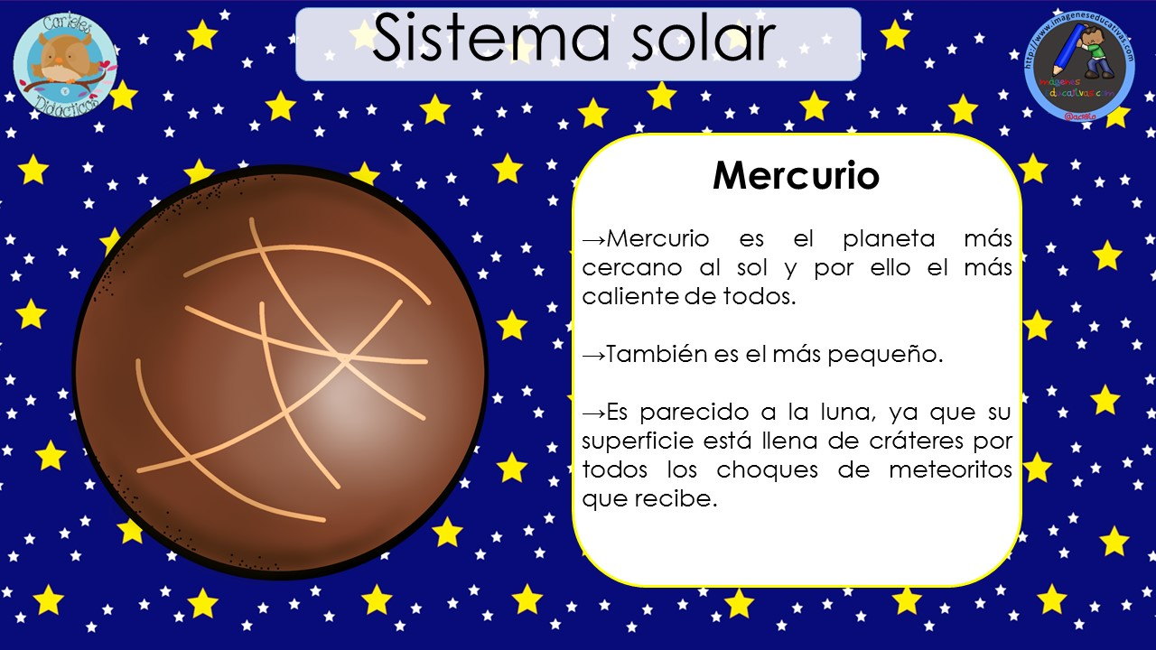 Sistema Solar 3 Imagenes Educativas