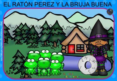 """Cuento pon pictogramas """"El Ratoncito Pérez"""" (5)"""