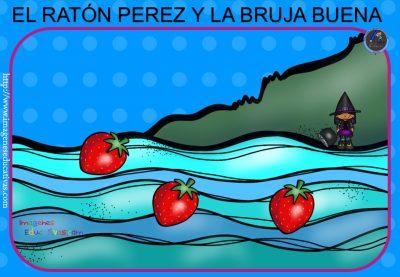 """Cuento pon pictogramas """"El Ratoncito Pérez"""" (9)"""