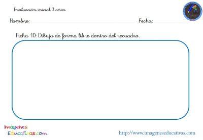 Evaluación inicial Educación Infantil 3 AÑOS (11)