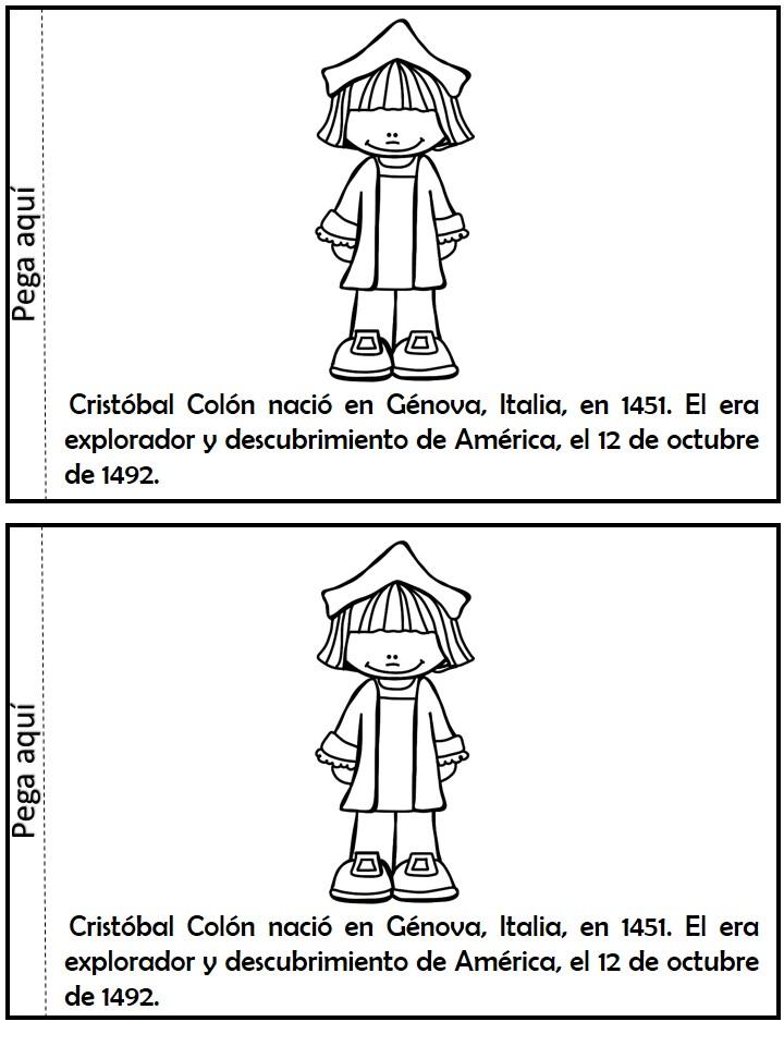 Libro Interactivo Descubrimiento De America Cristobal Colon