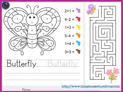 fichas-de-matematicas-para-sumar-y-colorear-dibujo-1