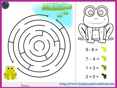 fichas-de-matematicas-para-sumar-y-colorear-dibujo-3