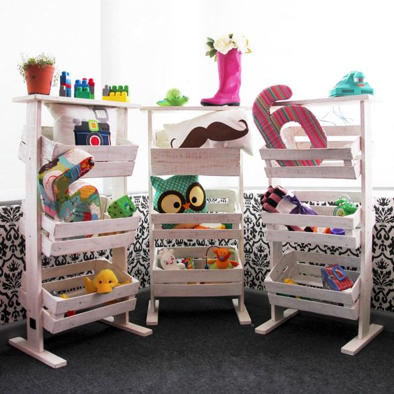 Jugueteros con material reciclado 27 imagenes educativas - Hazlo tu mismo muebles ...