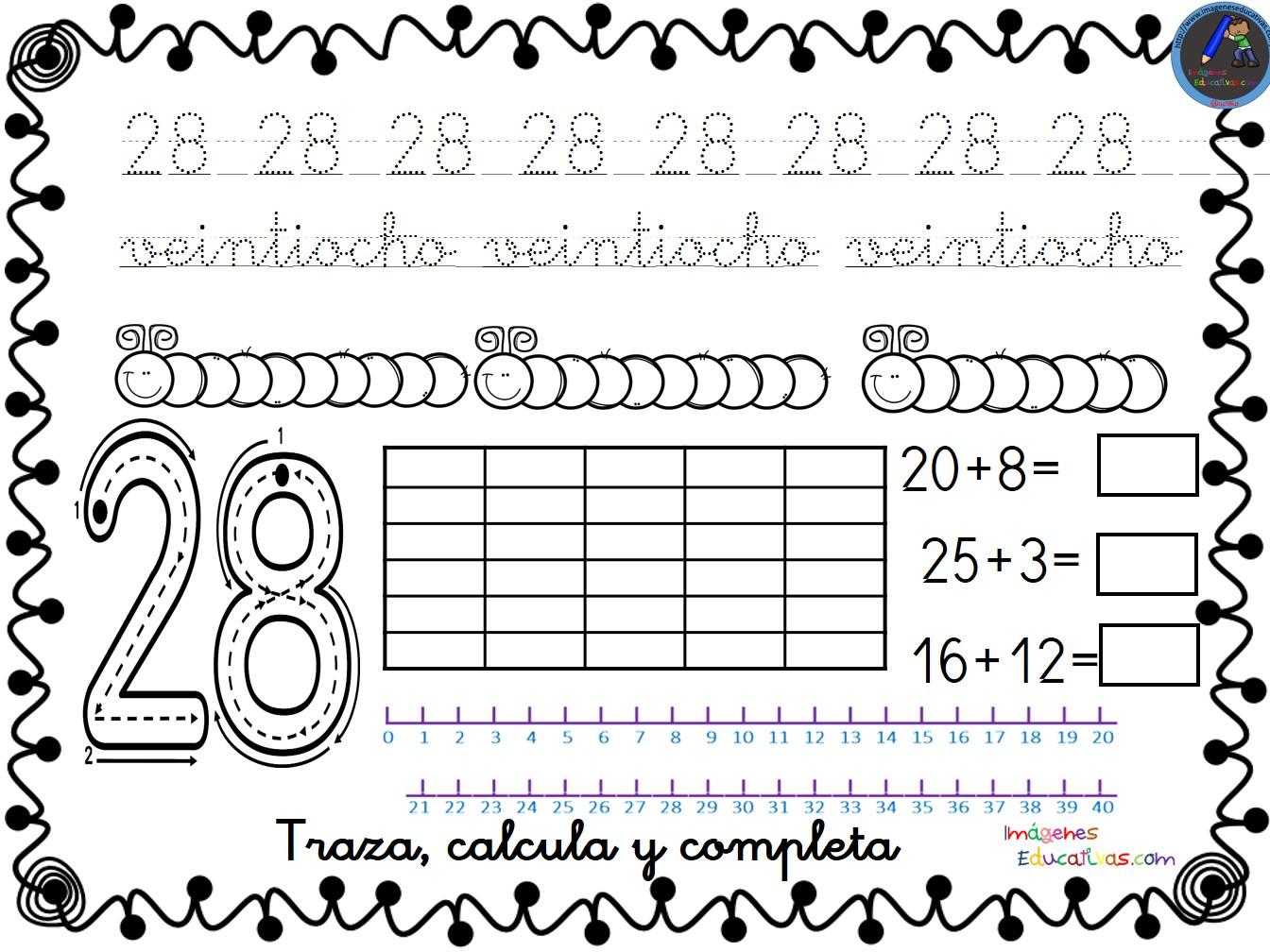 Dibujos Para Colorear De Los Numeros Del 1 Al 20: Numeros Para Imprimir Del 1 Al 20 ALOjamiento De IMgenes