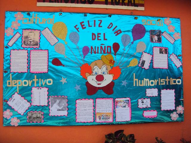 Periodico mural mes de abril 9 imagenes educativas for El mural periodico