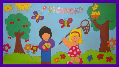 Peri dico mural mayo mes de las madres 34 imagenes for Murales infantiles para preescolar
