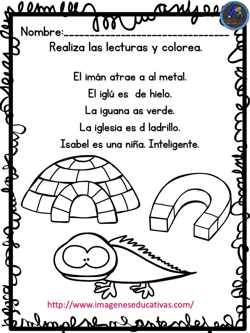 Cuadernillo para trabajar las vocales (44) - Imagenes Educativas