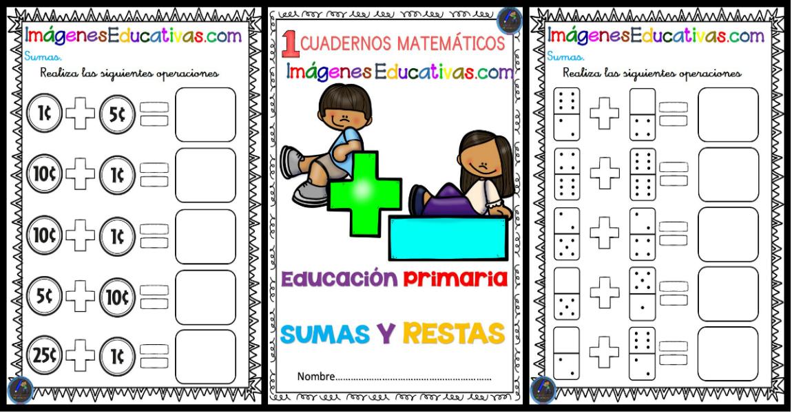 Cuadernos Imágenes Educativas Educación Infantil Y