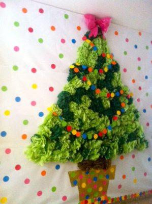 Arboles Para Decorar Aulas.101 Ideas Para Hacer Y Decorar El Arbol De Navidad De Tu