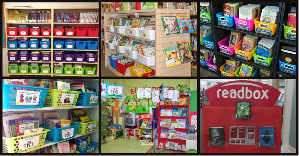 101 Ideas Para Organizar La Biblioteca De Aula Imagenes Educativas