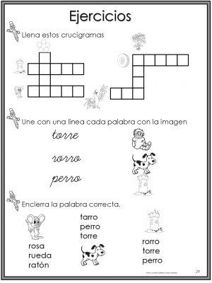 Más de 50 ejercicios de lecto-escritura para preescolar y primaria ...