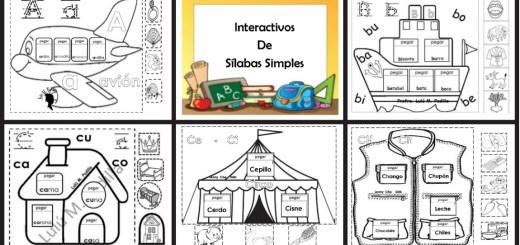 sílabas Archivos - Imagenes Educativas