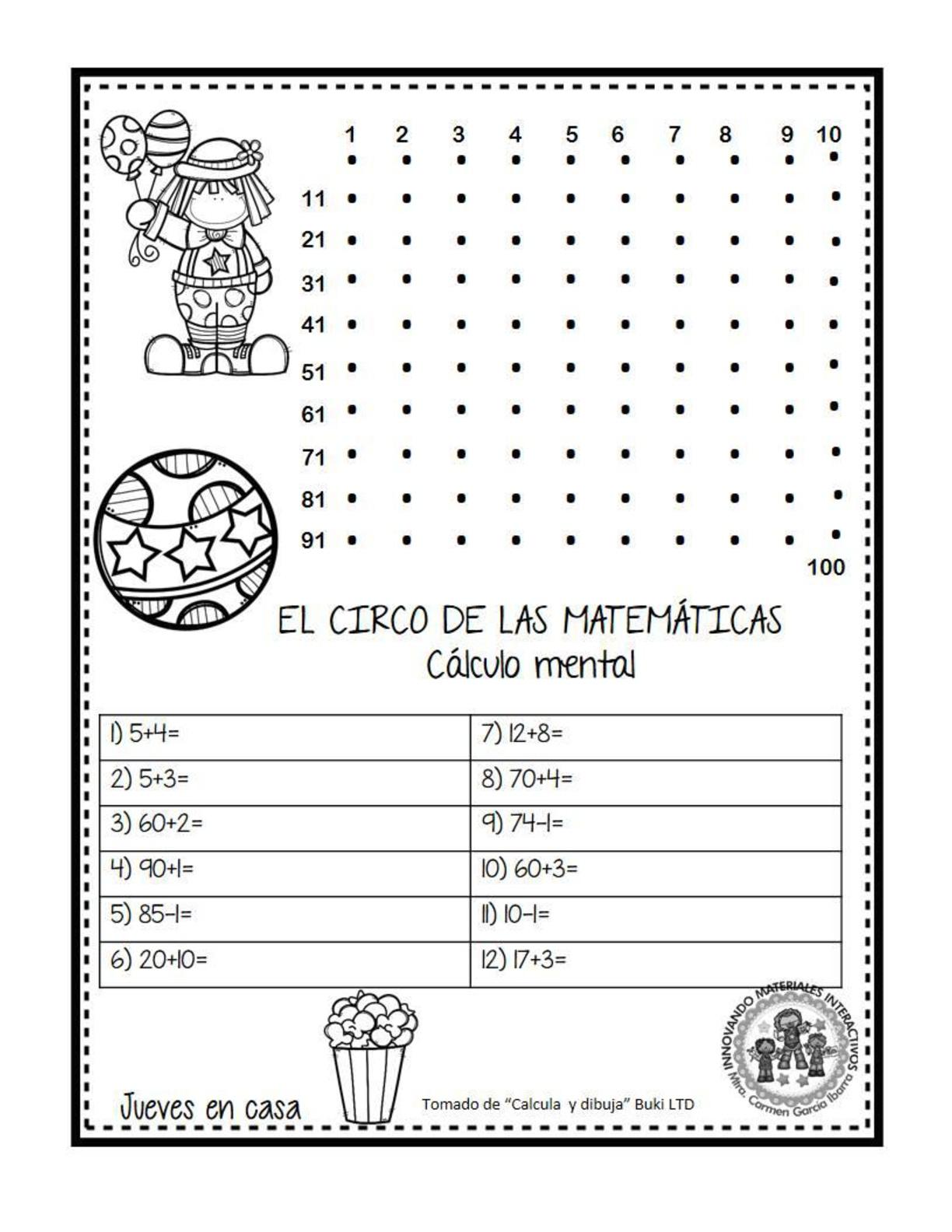 Lujoso Matemáticas Mentales Hoja KS1 Bandera - hojas de trabajo ...