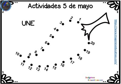 5 De Mayo Actividades Imagenes Educativas