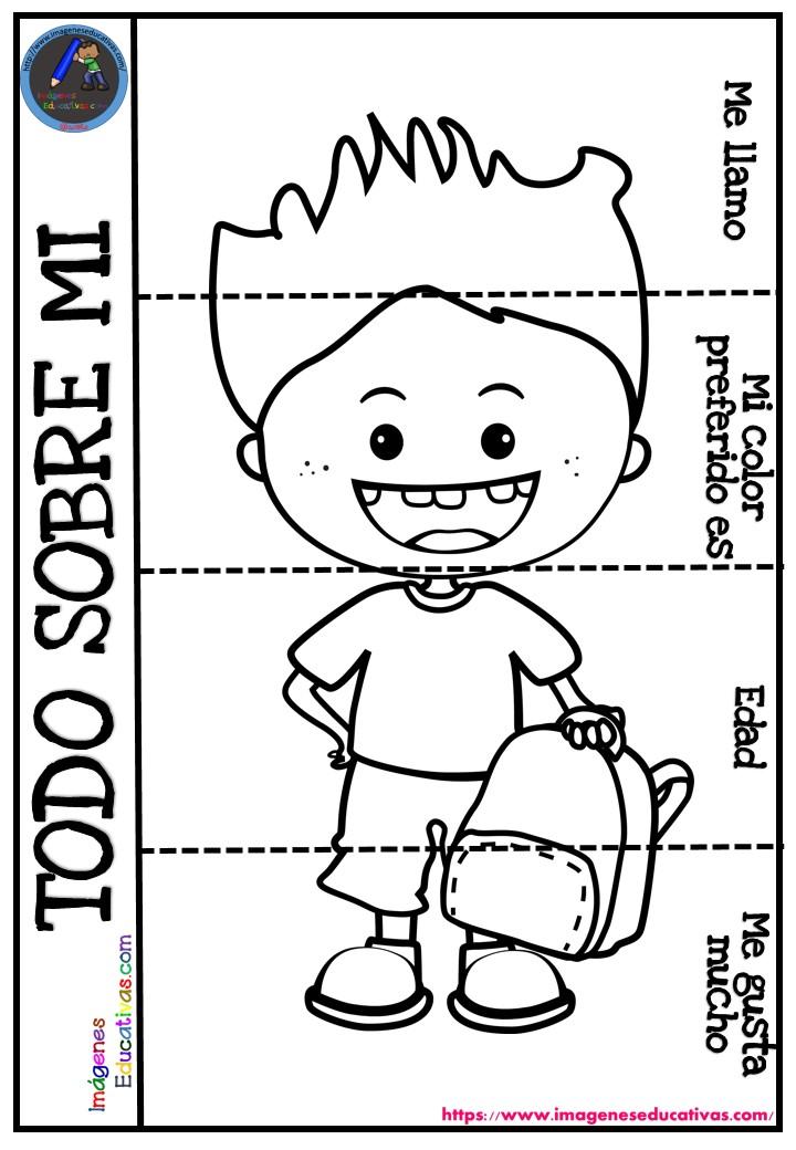 TODO SOBRE MI 2019 (5) - Imagenes Educativas