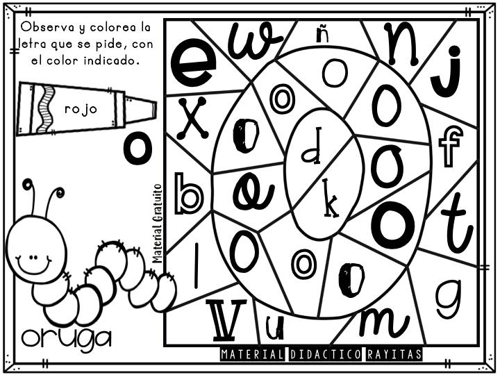Librito Para Colorear Las Vocales 20 Imagenes Educativas