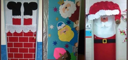Ideas para decorar tu aula en Navidad